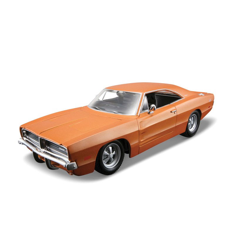 Build Your Own Dodge >> Maisto 1 25 Build Your Own Diecast Special Edition 1969 Dodge