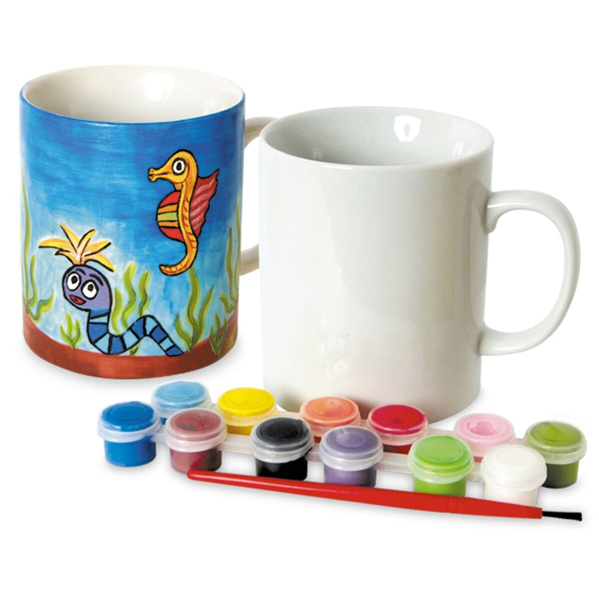 Toyrific Paint Your Own Mug The Gift And Gadget Store