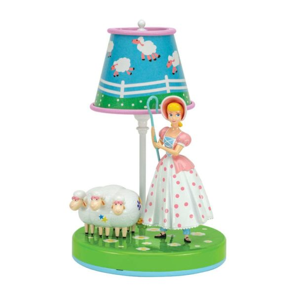 Toy Story Bo Peep Lamp The Gift And Gadget Store